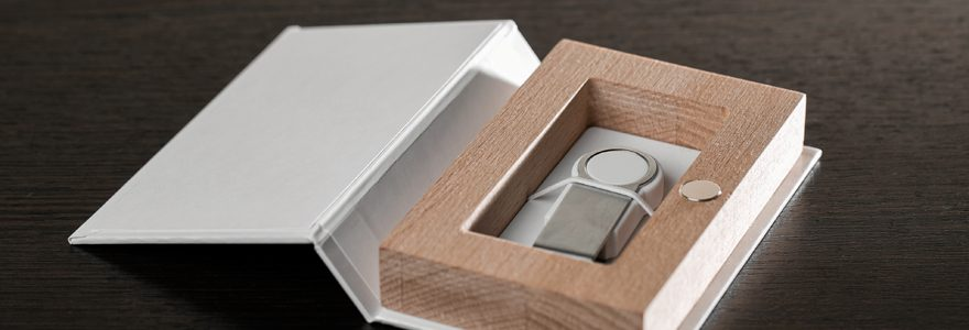 Choisir une clé USB personnalisée pour votre entreprise