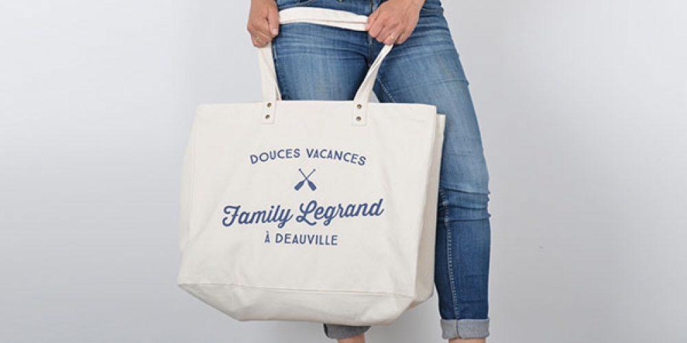 Objets promotionnels : sacs personnalisables en vente en ligne