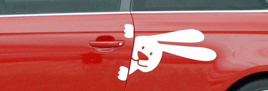 Besoin de stickers pour votre voiture ? Voici qui contacter